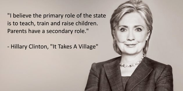 Hillary Fake Quote from one of many bad sources